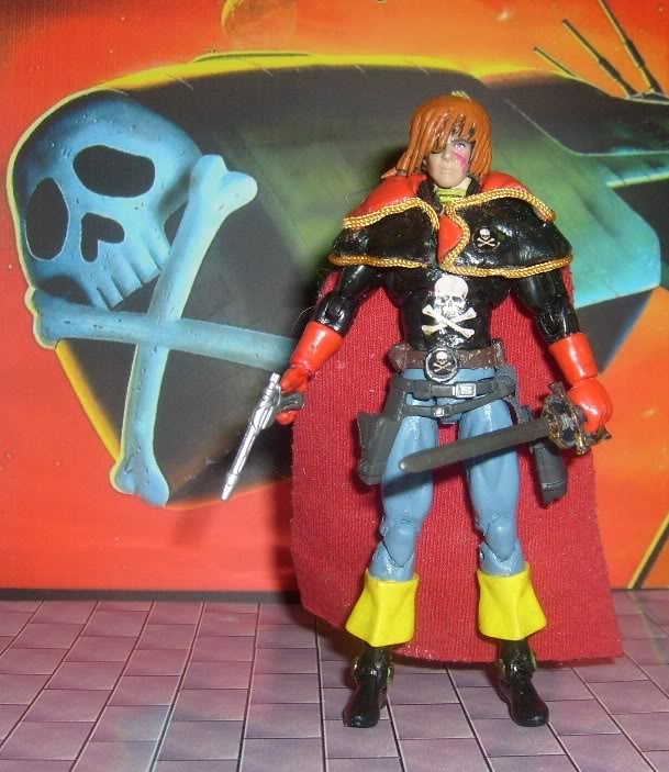 Captain Harlock: Space Pirate Harlock02a