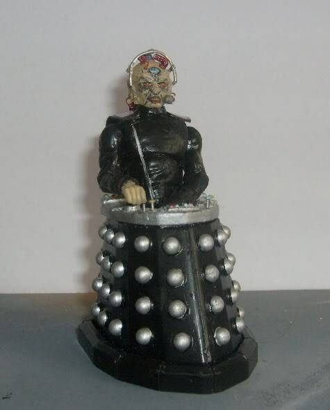 Doctor Who 50th Anniversary CUSTOM FIGURES COMPETITION 01Davros
