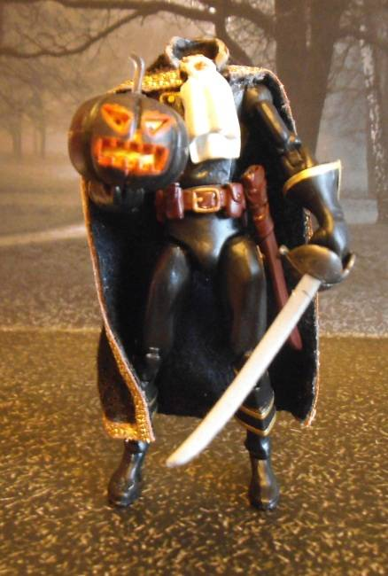 Happy Halloween from The Headless Horseman HH02
