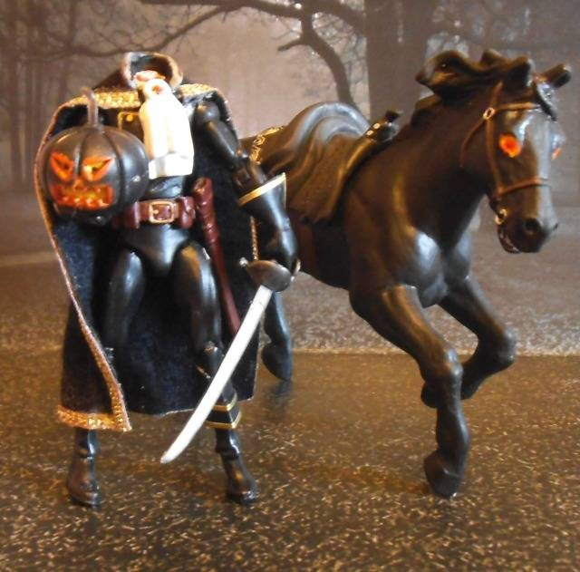 Happy Halloween from The Headless Horseman HH05