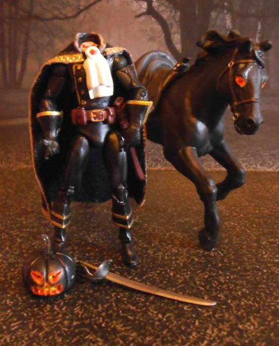 Happy Halloween from The Headless Horseman HH06