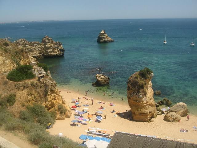 Lagos, Algarve Beach