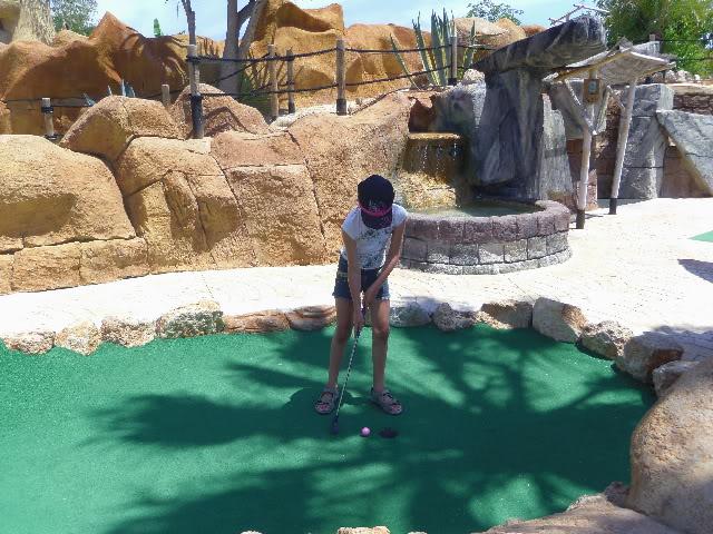 Santa Ponsa June 2012 Golf