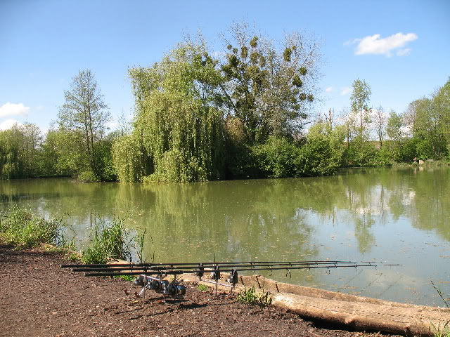 France, Dijon, Gray, Moulin de Bley - another fishing holiday Islandview