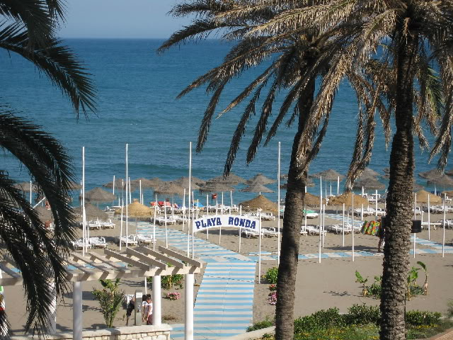 Spain, Costa del sol, Fuengirola Playaronda