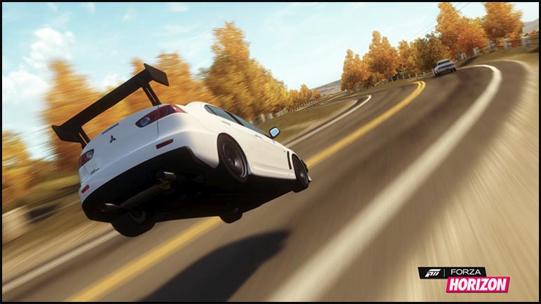 Forza Horizon Media Evo