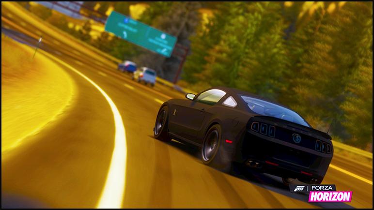 Forza Horizon Media Gt500