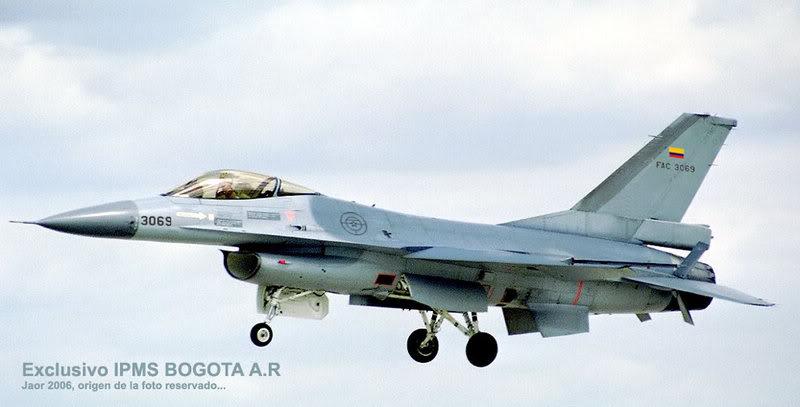 Industria Militar Argentina F16-fac
