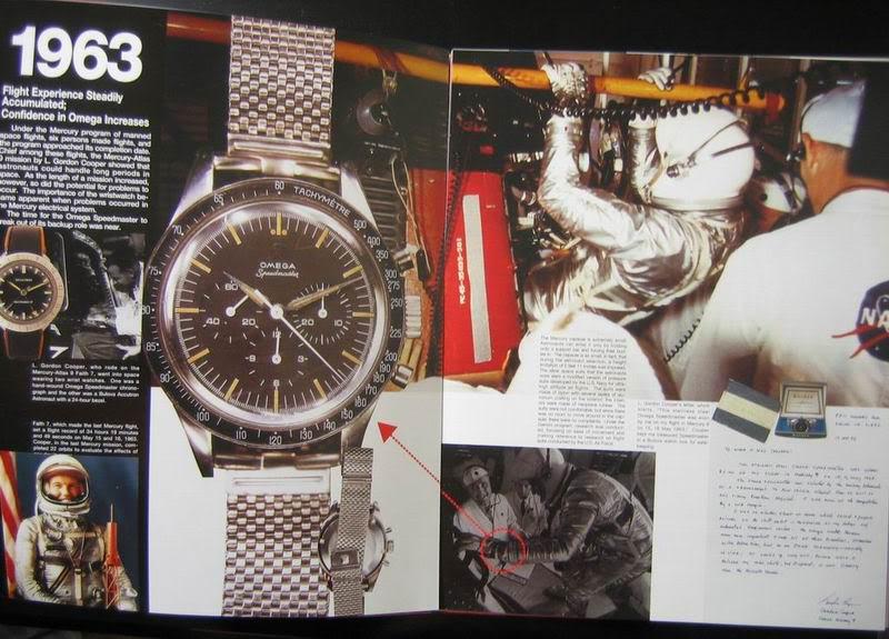"Bracelet ""JB Champion"" mesh des Speedmaster de la 1TC4"