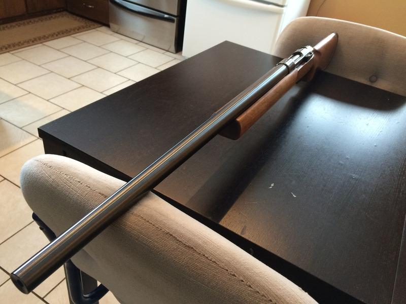 Carabine de TLD peu connue; Parker Hale Target 1200TX (Version civile de la C3 militaire) IMG_7183_zps7prfd7qs