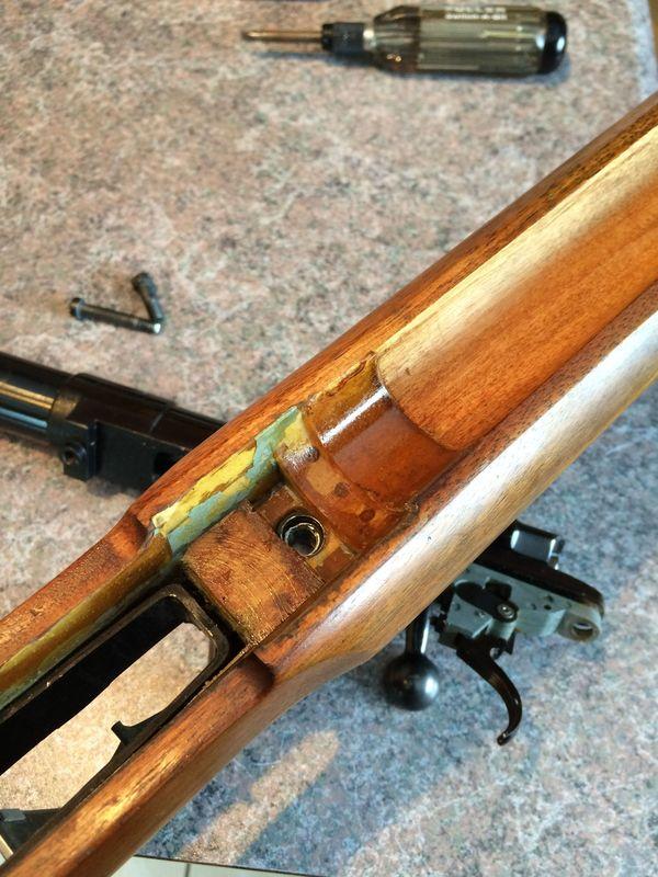 Carabine de TLD peu connue; Parker Hale Target 1200TX (Version civile de la C3 militaire) IMG_7192_zps44kztgcs