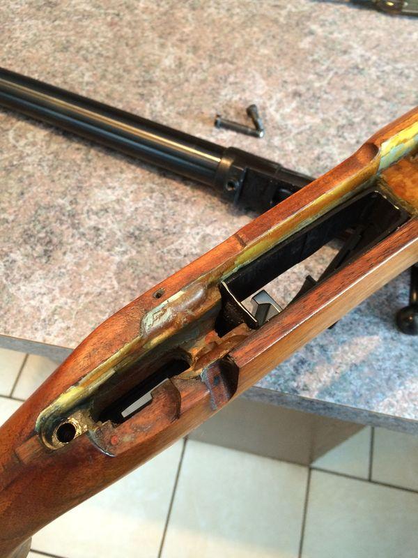 Carabine de TLD peu connue; Parker Hale Target 1200TX (Version civile de la C3 militaire) IMG_7193_zpsxr2wmpqp
