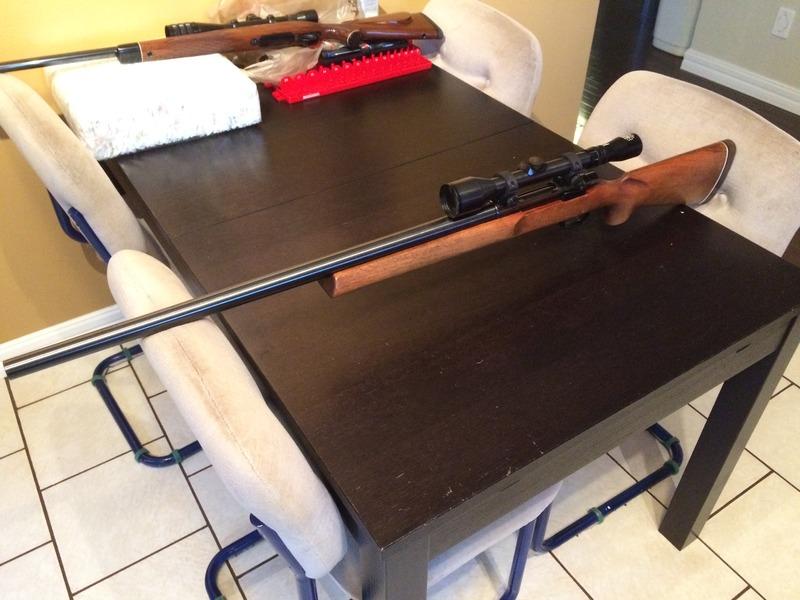 Carabine de TLD peu connue; Parker Hale Target 1200TX (Version civile de la C3 militaire) IMG_7287_zps2antnqfb
