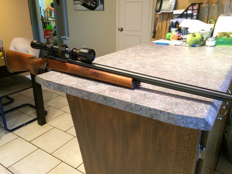 Carabine de TLD peu connue; Parker Hale Target 1200TX (Version civile de la C3 militaire) IMG_7289_zpsffjhzma6