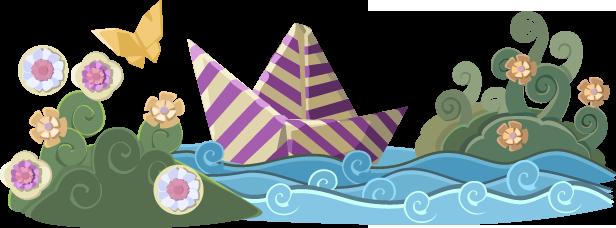Bienvenidos a la Semana de Origami Kami-Boat-Ride