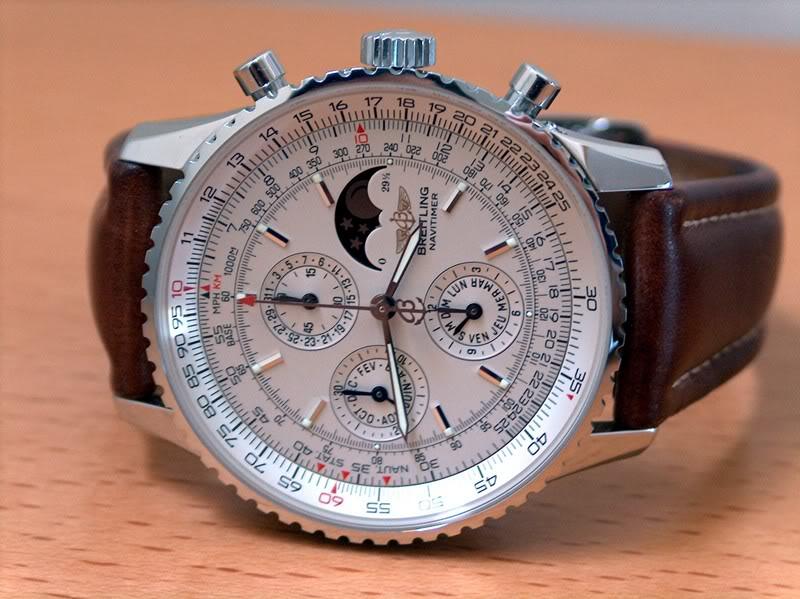 Breitling pour Bently Mark VI Complications 29 HPIM0651