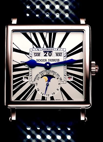 Et si vous portiez une montre carrée ce serait ? G435729qp