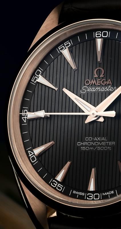 Nouvelle Omega seamaster Aquaterra calibre 8500. Aquas1