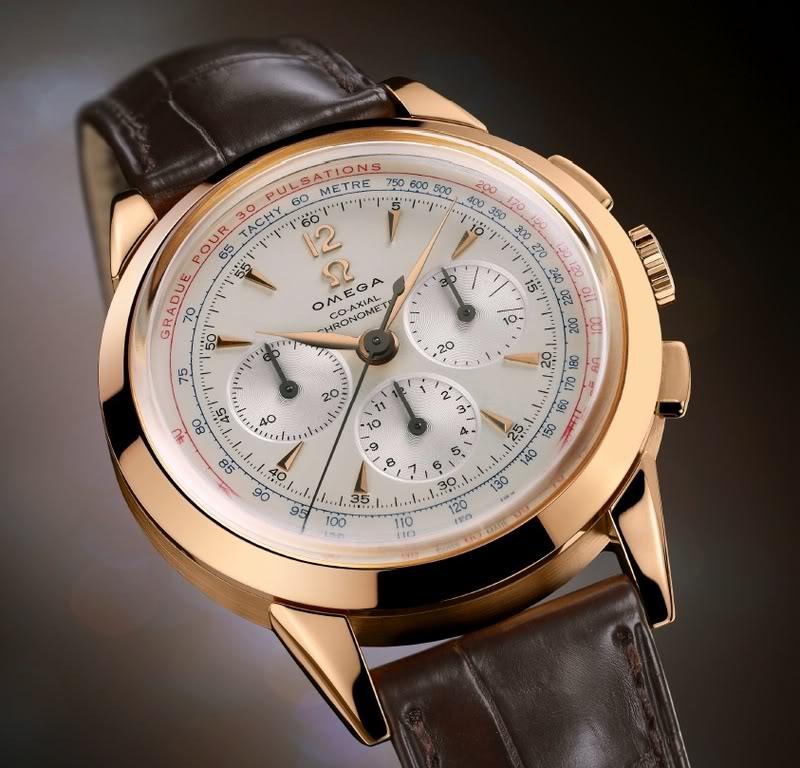Que serait la passion des montres sans Rolex, Omega, Patek Philippe ... Racend