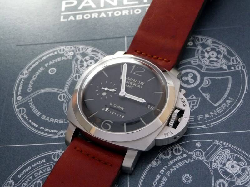 Pre-SIHH: PAM344 - Panerai Luminor 1950 Chrono Monopulsante 8 Days P1010320