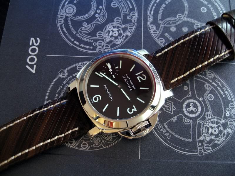 Quel bracelet pour une Luminor Panerai ??? IMG_1927