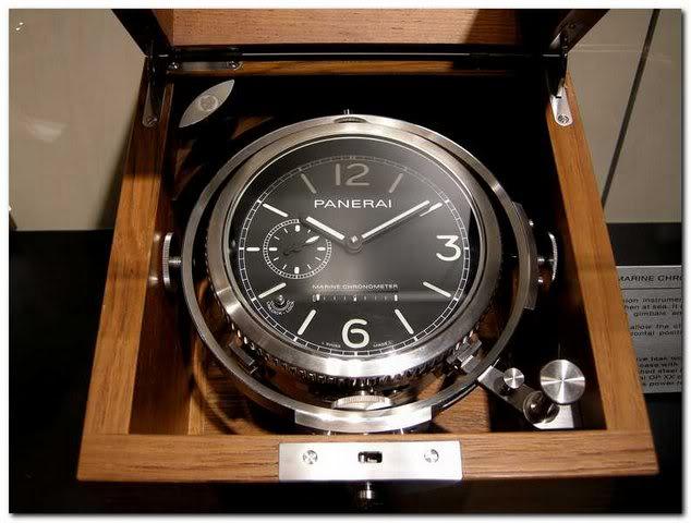 Chronomètre de Marine Officine Panerai Standard-1