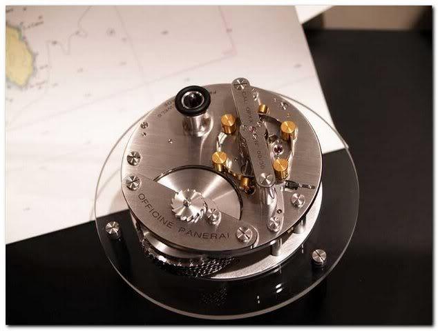 Chronomètre de Marine Officine Panerai Standard2-1