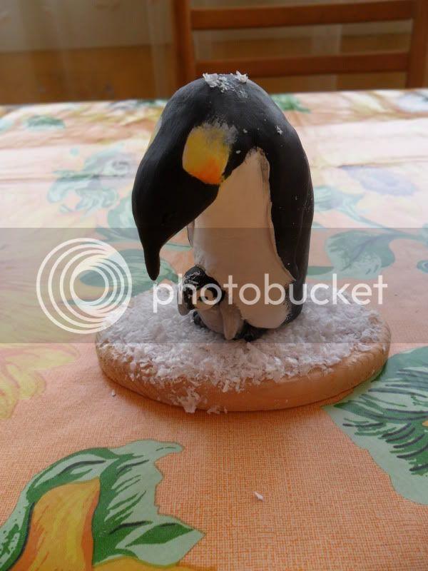 mamma pinguino col suo piccolo, che ne pensate? SAM_0552
