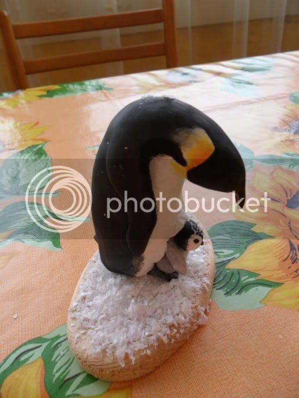 mamma pinguino col suo piccolo, che ne pensate? SAM_0555