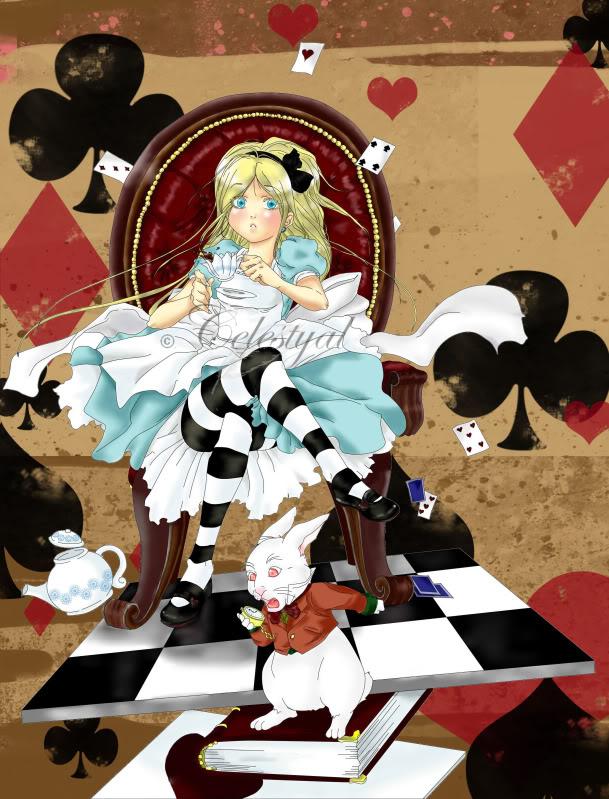 Alice nel paese delle meraviglie Alicecopyright