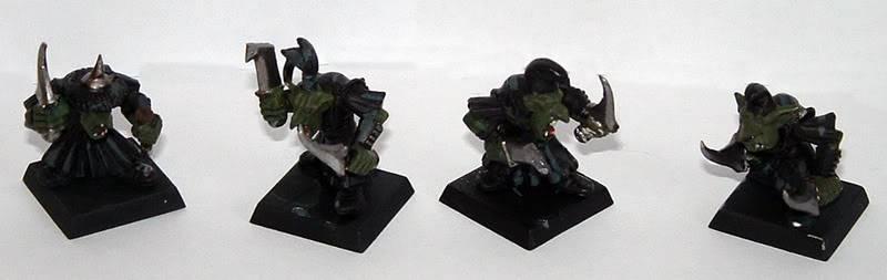 Chaos dwarf warband DSCF0008