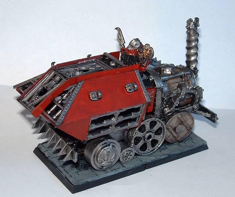 Chaos dwarf warband DSCF0021
