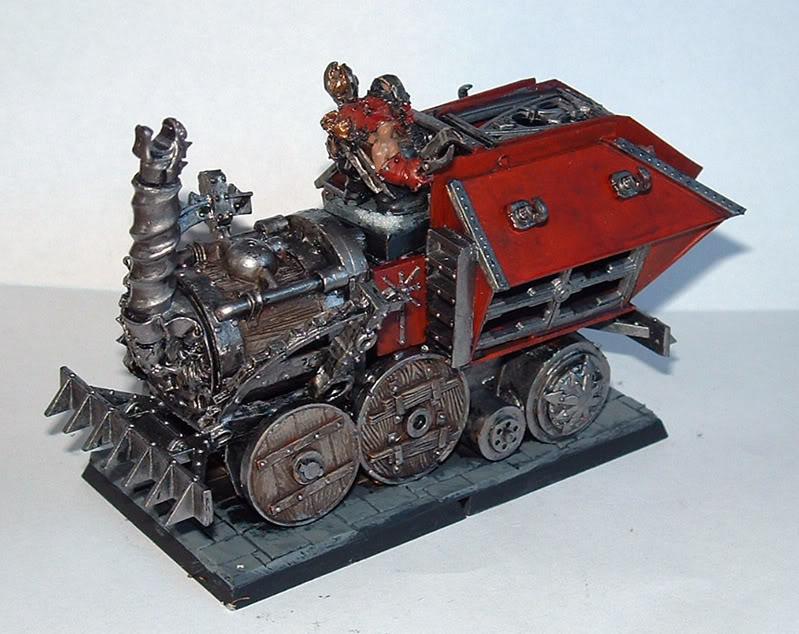 Chaos dwarf warband DSCF0022
