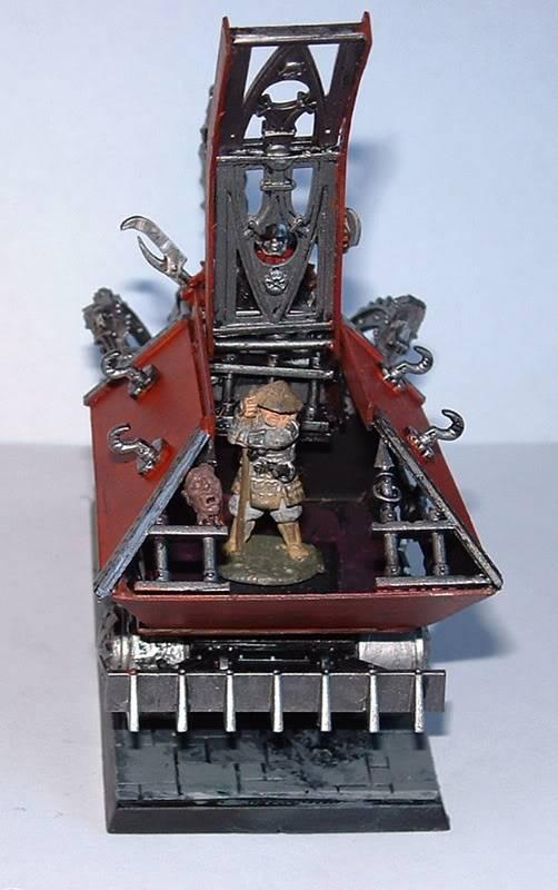 Chaos dwarf warband DSCF0023