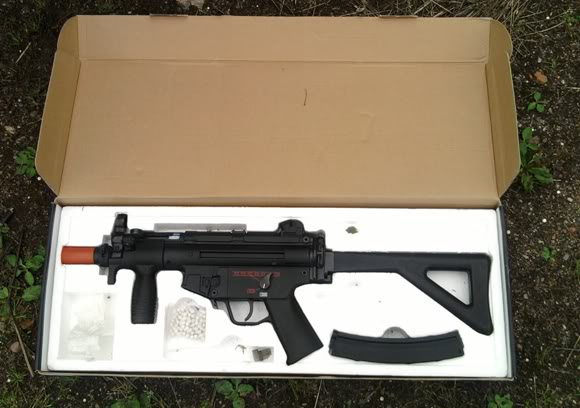 Katsaus: Galaxy G5 MP5K A4 PDW Pdw4