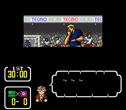 Capitulo 1: Partido introductorio contra el equipo de nombre impronunciable Tsubasa3045