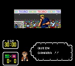 Capitulo 1: Partido introductorio contra el equipo de nombre impronunciable Tsubasa3049