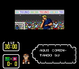 Capitulo 1: Partido introductorio contra el equipo de nombre impronunciable Tsubasa3050