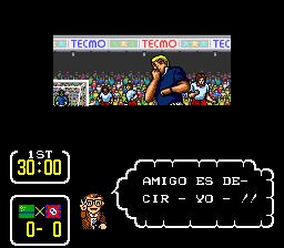 Capitulo 1: Partido introductorio contra el equipo de nombre impronunciable Tsubasa3051