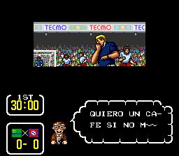 Capitulo 1: Partido introductorio contra el equipo de nombre impronunciable Tsubasa3052