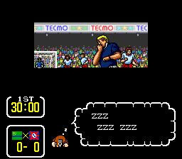 Capitulo 1: Partido introductorio contra el equipo de nombre impronunciable Tsubasa3054