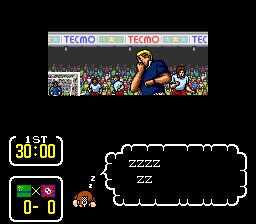 Capitulo 1: Partido introductorio contra el equipo de nombre impronunciable Tsubasa3055