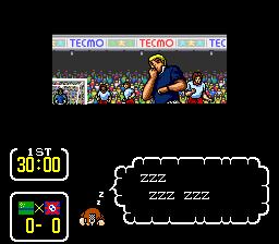 Capitulo 1: Partido introductorio contra el equipo de nombre impronunciable Tsubasa3056