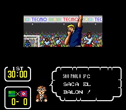 Capitulo 1: Partido introductorio contra el equipo de nombre impronunciable Tsubasa3058