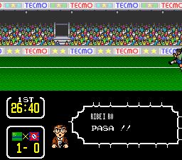Capitulo 1: Partido introductorio contra el equipo de nombre impronunciable Tsubasa3089