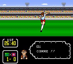 Capitulo 1: Partido introductorio contra el equipo de nombre impronunciable Tsubasa3091