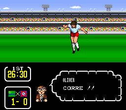 Capitulo 1: Partido introductorio contra el equipo de nombre impronunciable Tsubasa3093