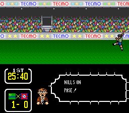Capitulo 1: Partido introductorio contra el equipo de nombre impronunciable Tsubasa3097