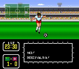 Capitulo 1: Partido introductorio contra el equipo de nombre impronunciable Tsubasa3112