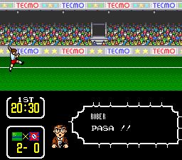 Capitulo 1: Partido introductorio contra el equipo de nombre impronunciable Tsubasa3130